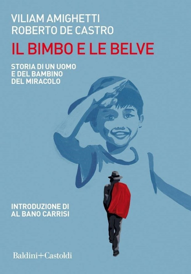 Italian surgeons' book inspired by Miracle Boy Thien Nhan hinh anh 1