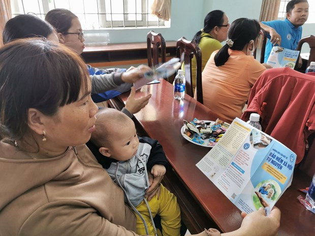 Workshop discusses gender equality in Vietnam's social insurance hinh anh 1