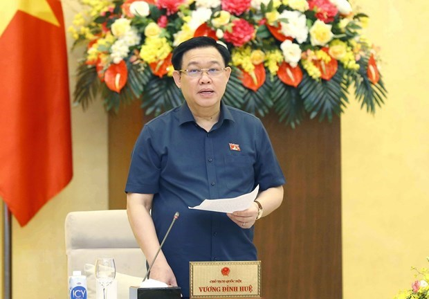 First session of 15th National Assembly to be shortened hinh anh 1