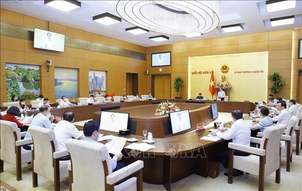 First session of 15th National Assembly to be shortened hinh anh 2