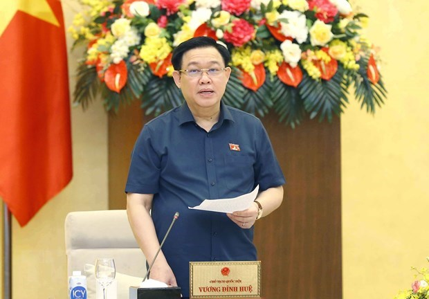 Opening ceremony of 15th NA's first session to be broadcast live hinh anh 1