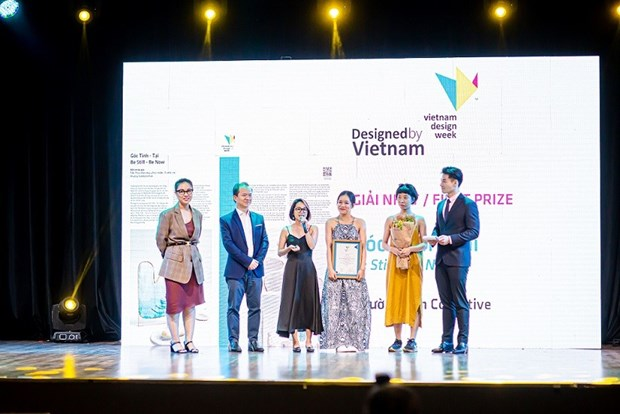 """Second """"Designed by Vietnam"""" contest launched hinh anh 1"""