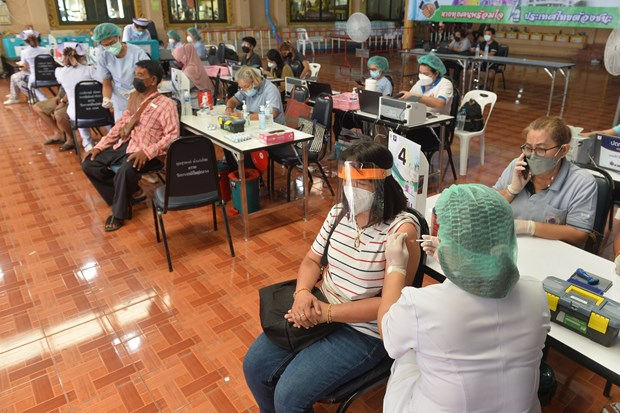 COVID-19 pandemic worsens in Thailand, Singapore, Malaysia hinh anh 1