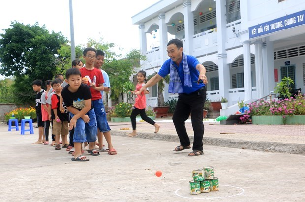 New programme launched to reduce accidents, injuries among children hinh anh 1
