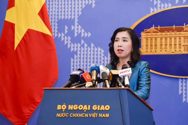 Vietnam welcomes agreement on exchange rate policy with US: spokesperson hinh anh 1
