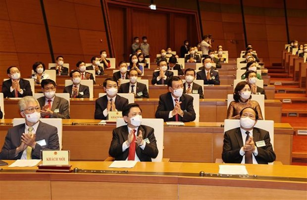 NA urged to uphold role as highest representative organ of people hinh anh 2