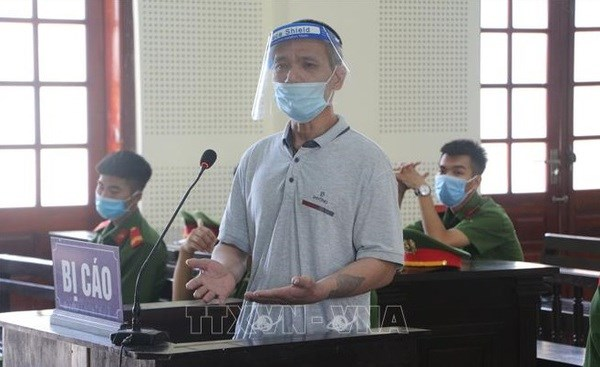 Nghe An: Anti-State Facebooker receives nine years' imprisonment hinh anh 1