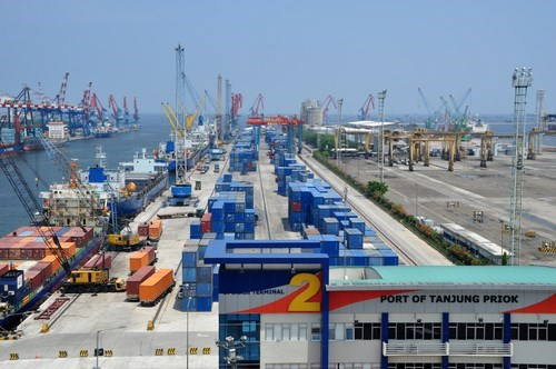 Indonesia: Export turnover of manufacturing industry increases sharply in first half hinh anh 1