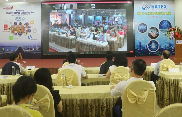 Vietnamese, Japanese firms promote technological cooperation hinh anh 1