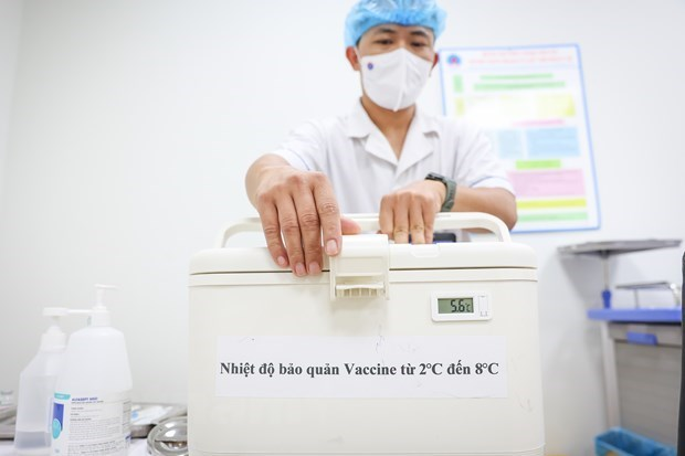 JICA provides 1,600 cold boxes for vaccine preservation for Vietnam hinh anh 1