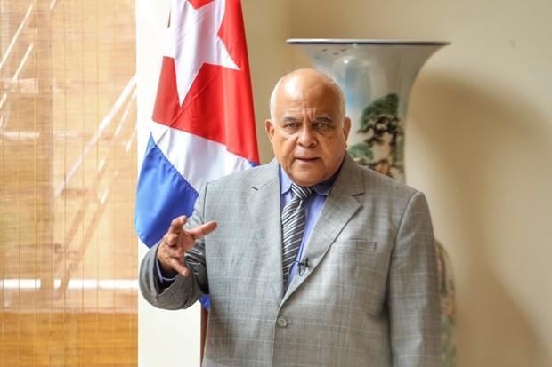 Cuban Ambassador praises Vietnam's spirit of solidarity hinh anh 1