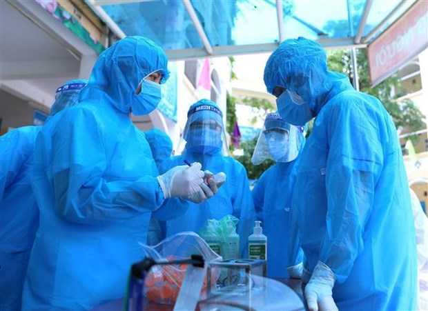 HCM City establishes concentrated quarantine facilities in districts for asymptomatic COVID-19 patients hinh anh 2