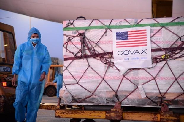 Vietnam treasures international support in pandemic combat hinh anh 1