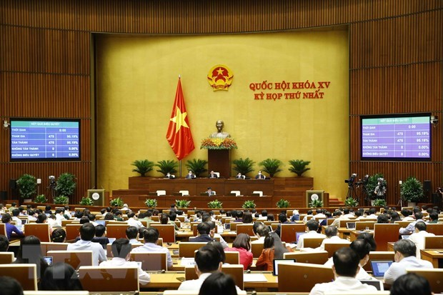 Important reports to be delivered at 15th NA's first session hinh anh 1