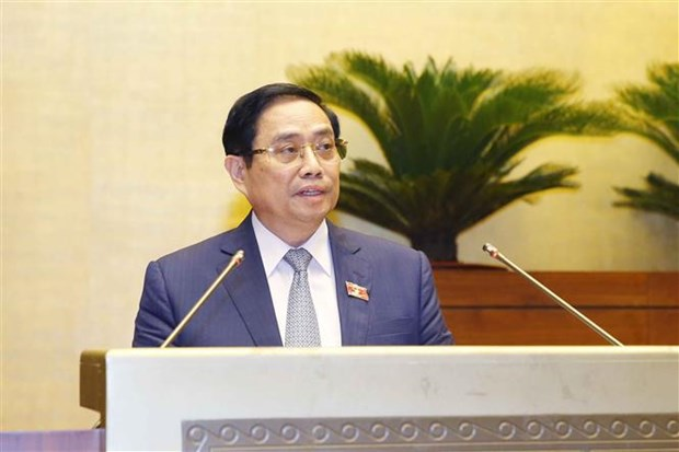 Government proposes keeping structure at 15th NA's first session hinh anh 2