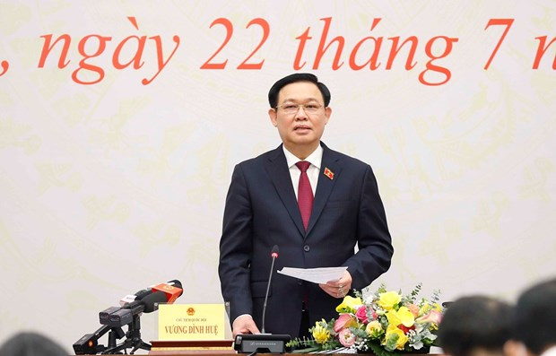 National Assembly must continuously reform: Top legislator hinh anh 1