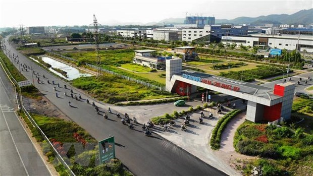 Vietnam sees opportunities to emerge as global supply chain moves hinh anh 1