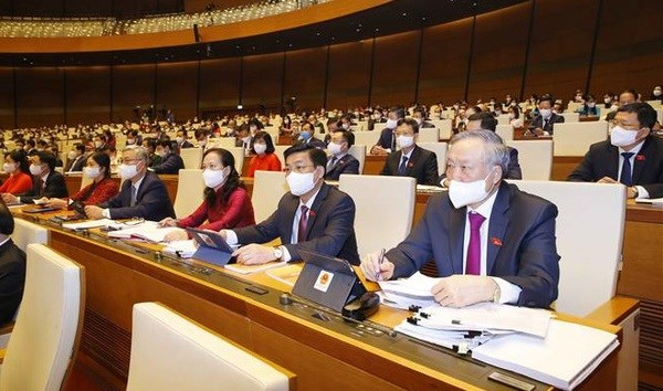 NA to approve solution on Government's organisation on July 23 hinh anh 1
