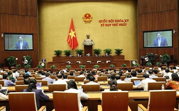 Government's structure kept unchanged in 2021-2026 tenure hinh anh 1