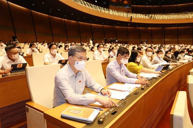 Government's structure kept unchanged in 2021-2026 tenure hinh anh 2