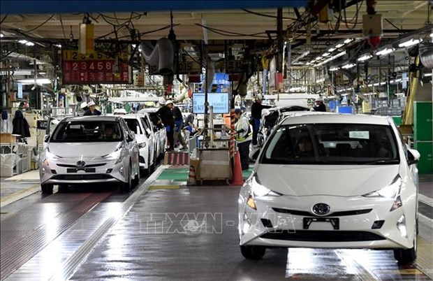 Toyota halts all its plants in Thailand due to parts shortage hinh anh 1
