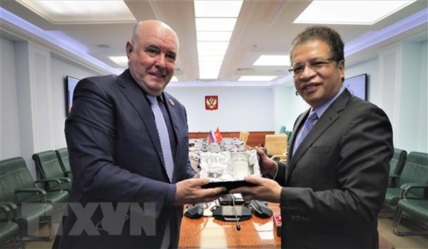 Vietnam proposes Federation Council of Russia promote transfer of vaccine production technology hinh anh 2