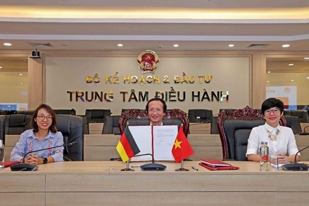 Germany pledges over 113.5 million EUR in ODA for Vietnam hinh anh 1