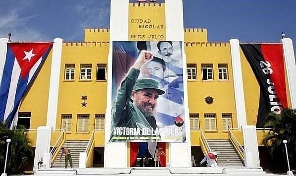 Cuba's Moncada Barracks battle celebrated in Hanoi hinh anh 2