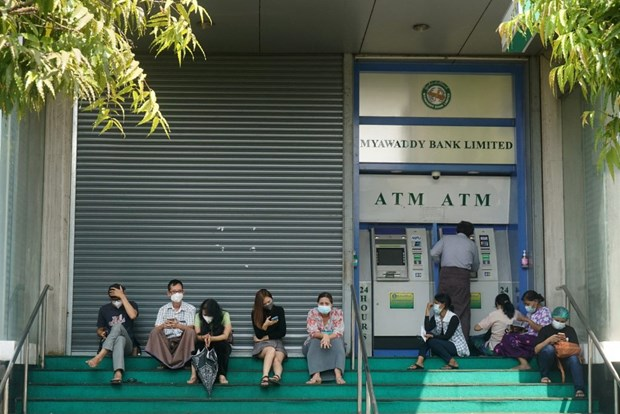 Myanmar economy to shrink by 18 percent this year: World Bank hinh anh 1