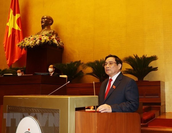 Prime Minister presents proposed list of 27 Government members hinh anh 1