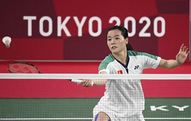 Vietnam at Tokyo Olympics: Thuy Linh and Anh Vien bag no medals hinh anh 1