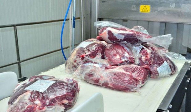 Cambodia detects SARS-CoV-2 in frozen meat imported from India hinh anh 1