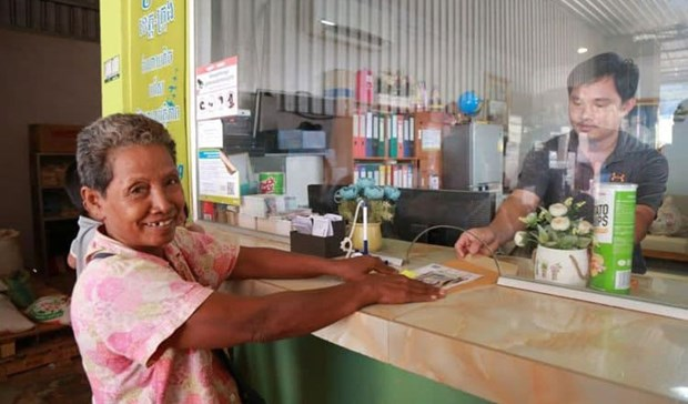 Cambodia allocates 381 million USD to support pandemic-hit people hinh anh 1