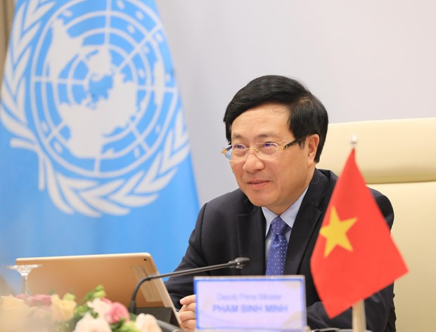 Deputy PM's statement at Pre-Summit of UN Food Systems Summit hinh anh 1