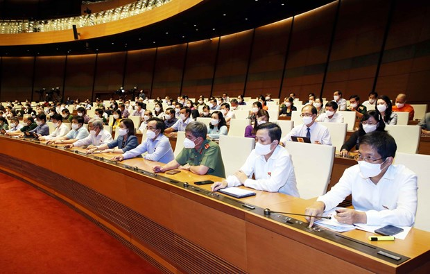 NA's discussions on July 27 focus on national target programmes, five-year development plan hinh anh 1