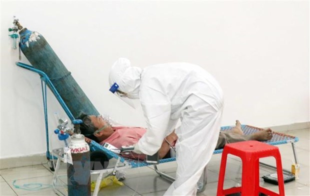 HCM City sets up four more COVID-19 treatment hospitals with 10,400 beds hinh anh 1
