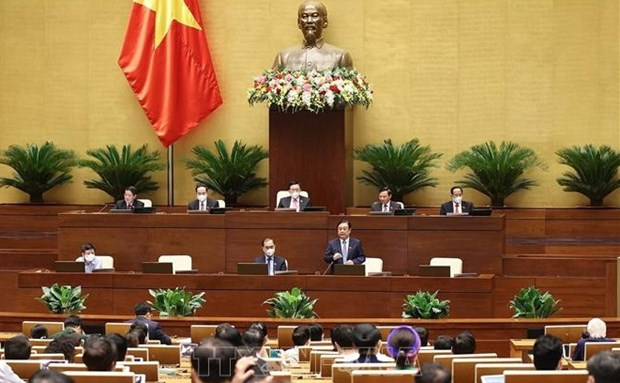 NA discusses investment in new-style rural development hinh anh 1