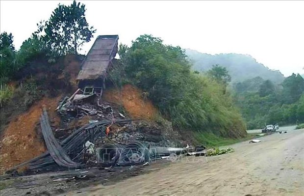 Traffic death toll hits 3,635 in seven months hinh anh 1