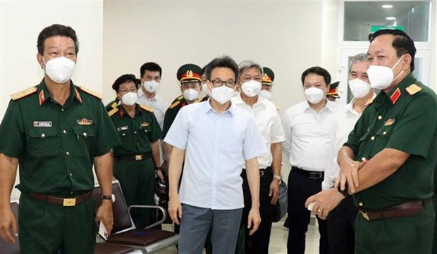 All medical resources must be mobilised to fight COVID-19 in HCM City: Deputy PM hinh anh 1