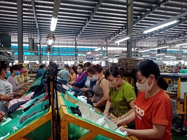 Binh Phuoc: Seven-month industrial production up 15.63 percent hinh anh 1