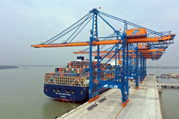 Upgrade expected to raise capacity at int'l port cluster hinh anh 1