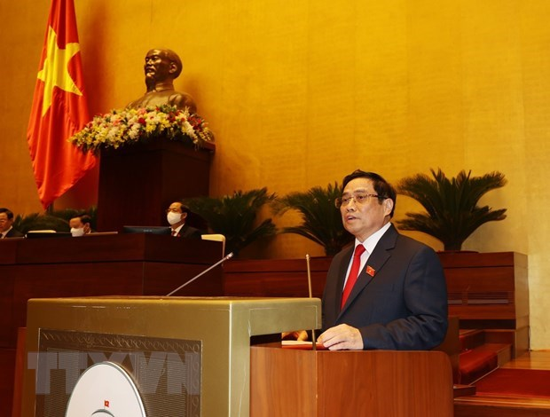 National Defence and Security Council Vice President, members named hinh anh 1