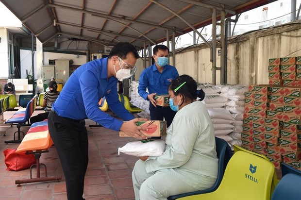 COVID-19: Nearly 1 million free meals offered to needy people nationwide hinh anh 1