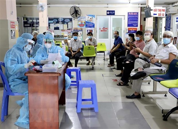 HCM City: new COVID-19 treatment facility operates; over 21,330 patients discharged hinh anh 1
