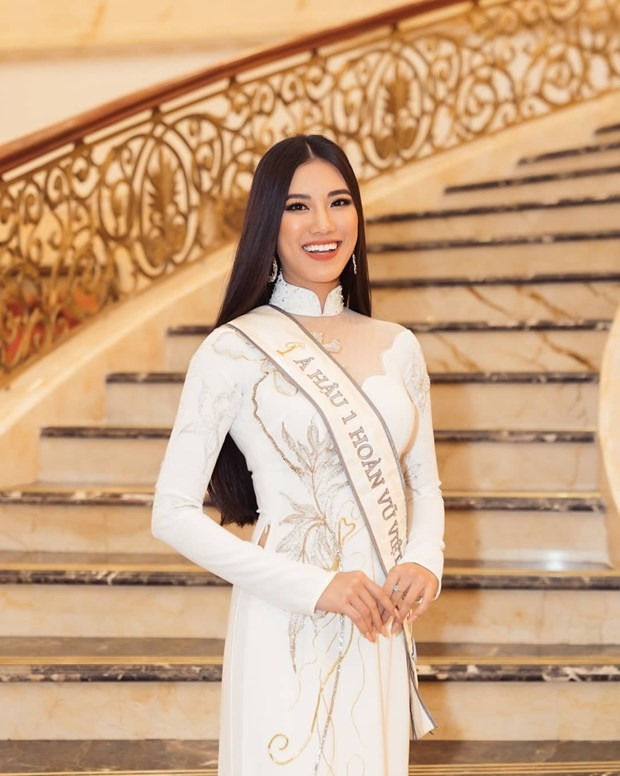 Kim Duyen to compete at Miss Universe 2021 in Israel hinh anh 3