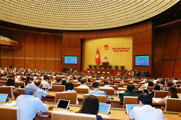 NA approves resolution on 2019 State budget balance hinh anh 1