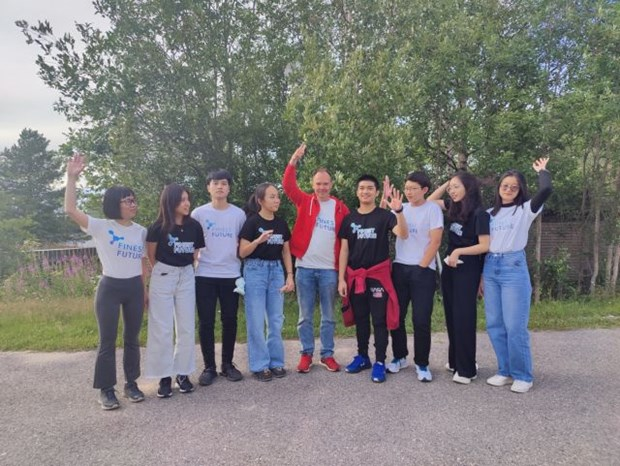 Finnish education programme offers scholarships for Vietnamese high school students hinh anh 1