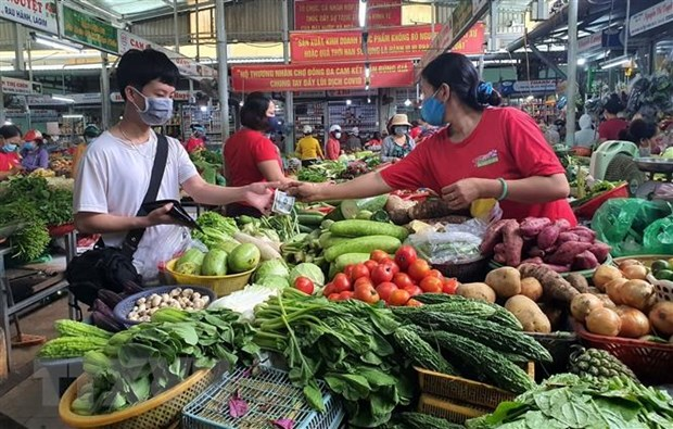 July retail sales plunges nearly 20 pct year-on-year due to COVID-19 hinh anh 1