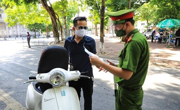Hanoi reports 26 new COVID-19 cases on July 29 hinh anh 1