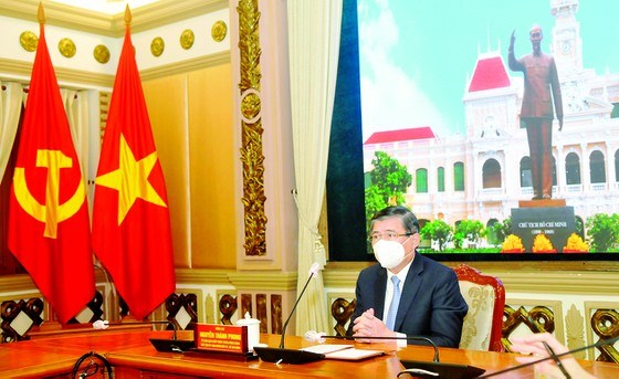 HCM City's leader hopes to foster cooperation with Italy hinh anh 1